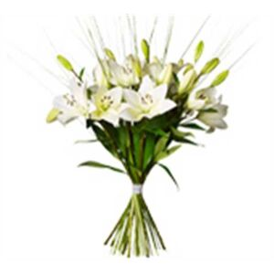 Bouquet Dashing Lilies